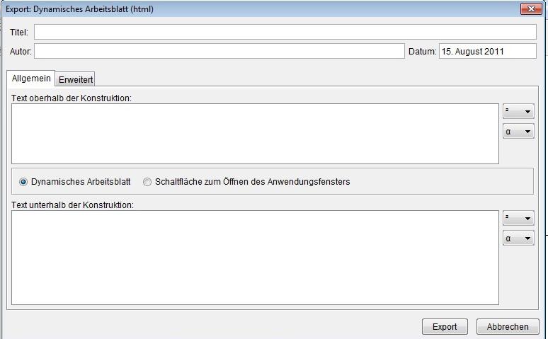 Dateiendungen